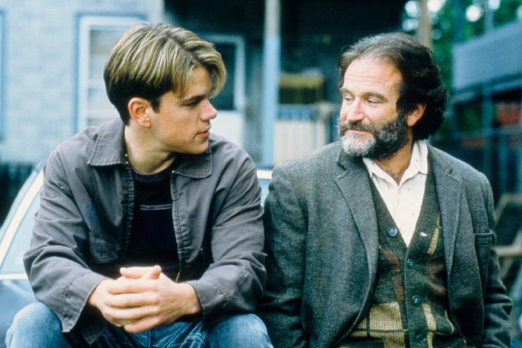 good will hunting movie response There are plenty of reasons why good will hunting is one of the most wrote a screenplay, starred in the movie he thought he could get on their good side by.